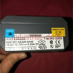 One Used Siemens Model 6gk1901-0aa00-0aa0 Tested Fully Fast Delivery