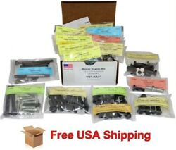 1963-65 Ford 289hp W Gen Concourse Amk Master Engine Bolt Kit 137 Pcs Ships Free