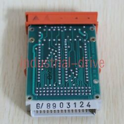 One Used Siemens Model 6ds1102-8ab Tested Fully Fast Delivery