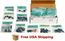 1969 Ford Mustang Coupe Amk Master Interior Screw Kit 324 Pcs Ships Free