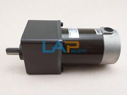 New For Linix Dc Low-speed Permanent Magnet Motor Dual Output Shaft 85zy24-80-b