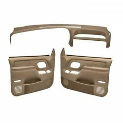 Coverlay Light Brown Interior Accessories Kit 18-695c59f-lbr For 95-96 Chevy Gmc