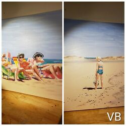 Canvas Beach Pics $35.00