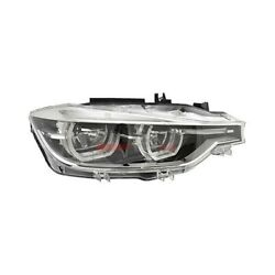 Led Headlight Lens And Housing Fits 2017 Bmw 320i Bm2503187 New Right Side