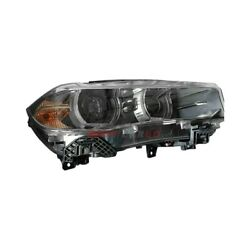 Hid Headlight Lens And Housing Fits 2015-2019 Bmw X6 Bm2519149 New Right Side