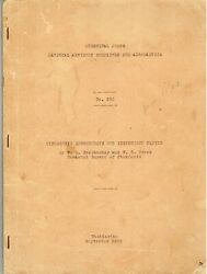 Wg Brombacher Gyroscopic Instruments For Instrument Flying Technical Notes 1938