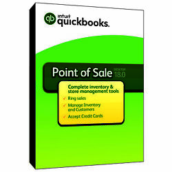 Quickbooks Point Of Sale V18 – Pro – Add License With Payments Account