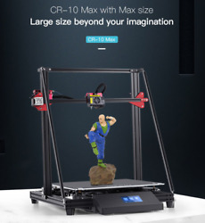 3d Printer Auto Leveling 4.3 Touch Screen Max Printing 45x45x47cm Unassembled