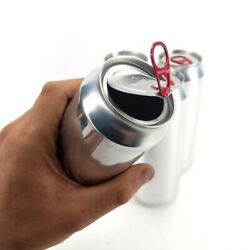 360 Full Aperture Aluminum Beer Cans 500ml/16.9 Oz. Case Of 207 - Cannular B64
