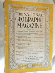 National Geographic Magazines Past Issues Dates 1931 To 1995 3296