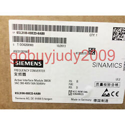 1pc Brand New Siemens 6sl3100-0be23-6ab0 Quality Assurance Fast Delivery