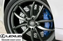 New Oem Lexus Is350 Is350c And Gs350 F-sport Performance Front Big Brake Kit