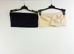 Rhonda Shear Seamless Underwire Bandeau Bra Style #4033161Bra Only - All Sizes
