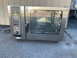 Henny Penny Sce-062 Commercial Smart Cooking/electric Combi Oven- 3ph/208 V