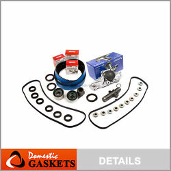 Timing Belt Kit Aisin Water Pump Valve Cover Gasket For Honda Acuraj32a J35a