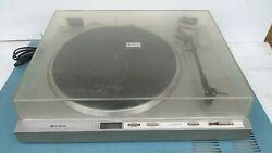 Hitachi Ht-40s Direct Drive Stereo Turntable Parts Parting Out , G231