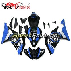 Cowlings For Yamaha Yzf R6 08 09 10 11 12 13 14 15 16 Body Work Black Blue Cover