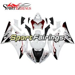 Cowlings For Yamaha Yzf R6 08 09 10 11 12 13 14 15 16 Body Work White Black Red