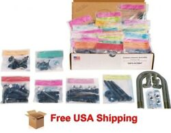 1973-74 B And E-body Disc Bb Amk Master Chassis Kit 267 Pcs Free Shipping