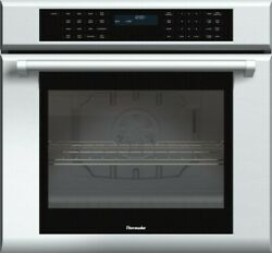 Thermador Masterpiece Series 30 Single Electric Wall Oven Stainless - Me301jp
