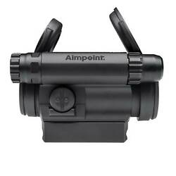 Aimpoint Compm5 Red Dot Reflex Sight With Standard Mount 2 Moa 200350