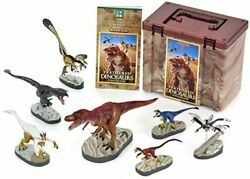 Colorata Discover Feathered Dinosaurs Premium Real Figure Box From Japan