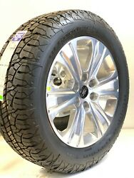 20 Ford F150 Expedition Set 4 04-19 Polished Oem Wheels Rims Tires Bf-g Package