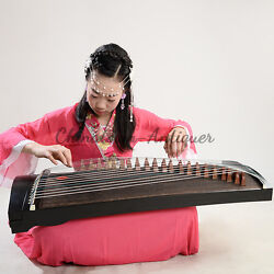 33 Guzheng Harp Traditional Chinese Instrument Chinese Zither Knee Qin 膝筝t072