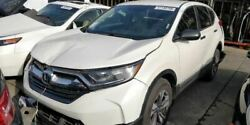 White Passenger Front Door Auto Down Only Pw Pl Pm 000 Fits 17-18 Honda Cr-v Oem