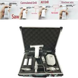 Veterinary Orthopedic Medical Electric Hollow Cannulated Bone Drill Surgical