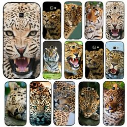 Tiger Tpu Casing Case For Samsung Galaxy S7 Cover S6 S8 S9 S10 Plus Note 8 9 10