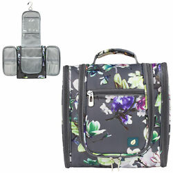 Travel Cosmetic Makeup Bag Toiletry Hanging Zip Organizer Storage Case Pouch New $17.99