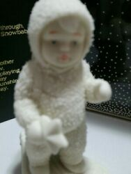 Winter Tales Of The Snowbabies-a Special Delivery-department 56-new In Box