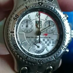 Tag Heuer Mclaren Mercedes Model Menand039s Watch Cg1117 World Limited 3999 Limited