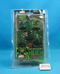 The Incredible Hulk Smash Fast Forces Heroclix Wizkids Marvel New In Package