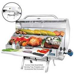 Magma A10-1225-2 Monterey 2 Propane Barbeque Gas Grill Boat Rv Gourmet Marine