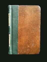 1797 Lyttleton Dialogues Of The Dead 1st American Edition Thomas And Son Worcester