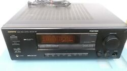 Onkyo Audio Video Control Amplifier A-sv620 Parts - Parting Out , G234