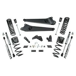 For Ram 2500 14-17 Rbp 6.5 X 6.5 Front And Rear Suspension Lift Kit