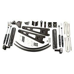 For Ford F-250 Super Duty 08-10 Rbp 6 X 6 Front And Rear Suspension Lift Kit