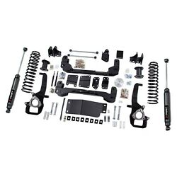 For Ram 1500 2011 Rbp 6 X 6 Front And Rear Suspension Lift Kit