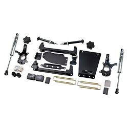For Chevy Silverado 1500 07-13 Rbp 4.5 X 4.5 Front And Rear Suspension Lift Kit