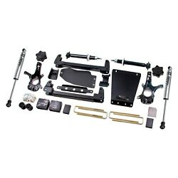 For Chevy Silverado 1500 07-13 Rbp 6.5 X 6.5 Front And Rear Suspension Lift Kit