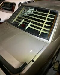 Catuned Interior Sun Blinds Wood For Bmw E28
