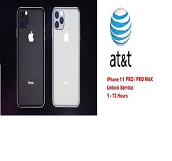 Iphone 11 Pro - Pro Max Atandt Factory Unlock Code Service - Clean Imei Fast