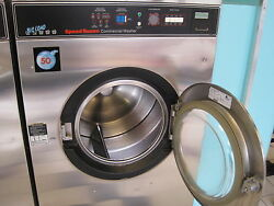 Speed Queen 50lb Washer For Motel Use Rebuilt 3 Ph