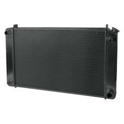 For Chevy C1500 88-91 Afco Muscle Car Performance Radiator W Dual Fan