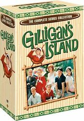 Gilliganand039s Island The Complete Series Collection Dvd 2011 17-disc Box Set