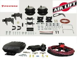 Firestone 2550 Air Bags And Wireless Airlift 99-16 Ford F250 F350 Rear No Drill