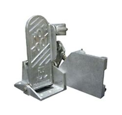T H Marine Gray Hf 1 Dp Hot Original Foot Throttle Silver Number One Throttle